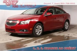2012 Chevrolet Cruze LT Turbo BLUETOOTH A/C