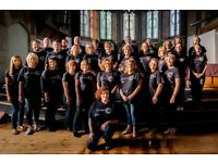 Come and join The Big Choir, a community fundraising choir raising money for Cancer Research UK