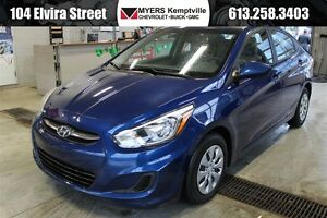 2015 Hyundai Accent GL Automatic and Air! :)