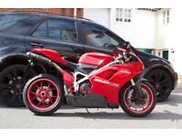 Ducati 1098 2008 ( Part Ex for Supermoto)