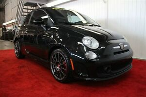 2013 Fiat 500C ABARTH *  TURBO, MAGS, A/C
