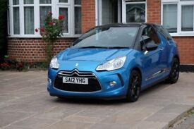 2012 Citroen DS3 1.6 e-HDi Airdream DStyle Plus 3dr - CAT N