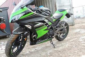 2016 Kawasaki Ninja 300 EX