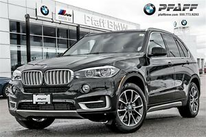 2016 BMW X5 xDrive35i Enhanced& 7 pass
