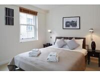 *SHORT LET serviced 2 Bedroom near Tower Hill - All Bills, maid service, wifi included - Book Now