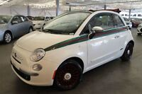 2012 Fiat 500 LOUNGE 2D Cabriolet EDITION ` GUCCI ` WOW!!
