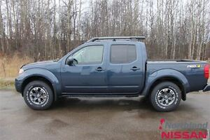 2015 Nissan Frontier PRO4X Leather/ Navigation/ Sunroof/ Box Lin Prince George British Columbia image 13