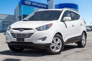 2013 Hyundai Tucson GLS AWD, TRADE IN!
