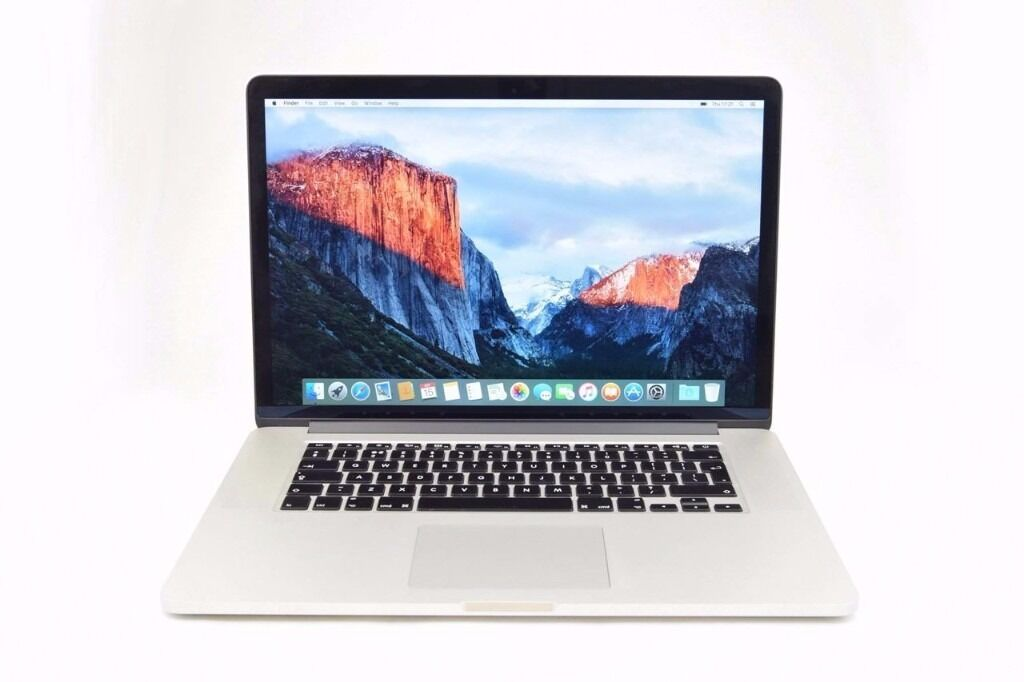 """Macbook Pro Retina 2014 15i716GB512 GBFinal cutLogic ProAdobeMuch morein Westminster, LondonGumtree - Macbook Pro Retina 15"""" 2014 in mint condition i7 processor 2.5GHz 16GB Ram 512GB SSD CHECKMEND AND POLICE REPORT PROVIDED OS El Capitan the latest one . Completely Installed with the following software (NEW) Logic Pro X 10.2.1 (NEW) Traktor Scratch..."""