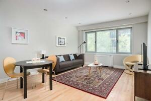 Furnished - Flexible 4 to 8 month lease! STARTING SEPT #627