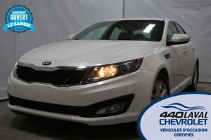 2013 Kia Optima EX, CUIR, BLUETOOTH, 43101 KM