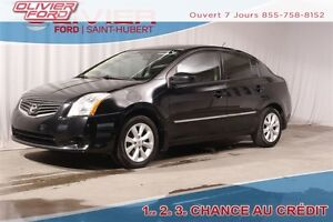 2011 Nissan Sentra 2.0 S BLUETOOTH TOIT A/C MAGS