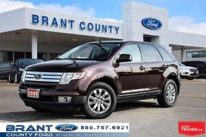 2009 Ford Edge Limited - AWD, POWER LIFTGATE, DUAL CLIMATE!