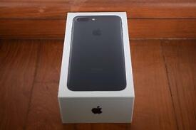 iPhone 7 plus 32GB , Brand new