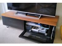 """Techlink Panorama TV Stand for TV up to 60"""" TV"""