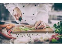 Chef Apprenticeship £7.50 per hour! Full training provided