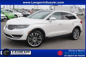 2016 Lincoln MKX ULTRA/TECK ET LUXURY PKG