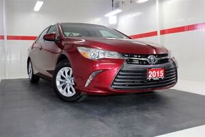 2015 Toyota Camry LE BACKUP CAMERA TOYOTA CERTIFIED