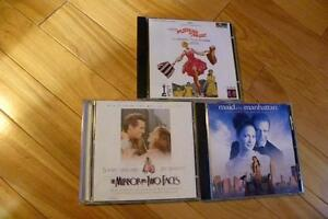 Misc Cds (Movie and Broadway Soundtracks)