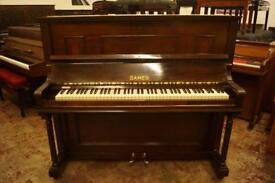 Stunning upright piano SALE. Tuned and uk delivery available
