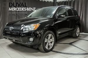 2009 Toyota RAV4 Sport 4WD / SUPERBE CONDITION ! CAMERA DE RECUL