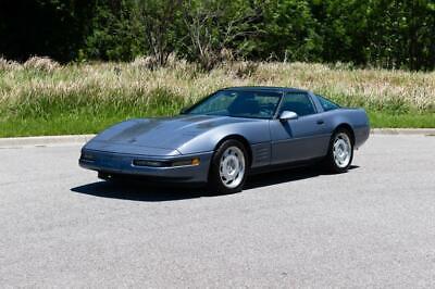 1991 Chevrolet Corvette  1991 Chevrolet Corvette  Blue