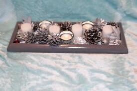 Candle Tray Centrepiece