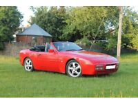 Stunning 1990 Classic Porsche 944 S2 Cabriolet 3.0L 16v - one of 48 left, great investment.