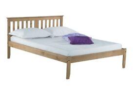 Salvador 3ft Single Pine Bed Frame