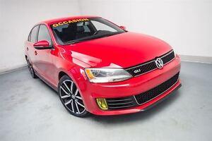 2012 Volkswagen Jetta GLI+MAGS 18''+IMPECCABLE