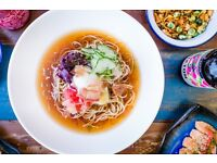 Chef de Partie | Award-Winning Casual Japanese Restaurant | Brixton
