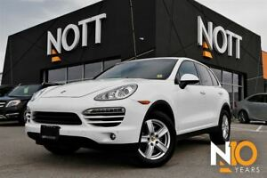 2014 Porsche Cayenne w/Navi, Sport Chrono