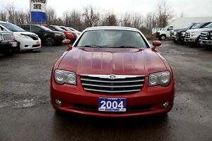 2004 Chrysler Crossfire **WINTER SPECIAL!** FULLY LOADED, EXTREM
