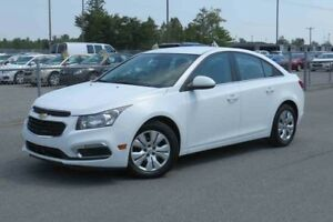 2015 CHEVROLET CRUZE LT TURBO BLUETOOTH CAMÉRA DE RECUL