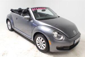 2014 Volkswagen Beetle COMFORTLINE+CONVERTIBLE+BAS KM