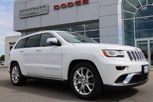 2016 Jeep Grand Cherokee Summit *DEMO ECO DIESEL*