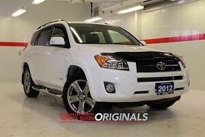 2012 Toyota RAV4 Sport 4WD DON VALLEY NORTH ORIGINAL