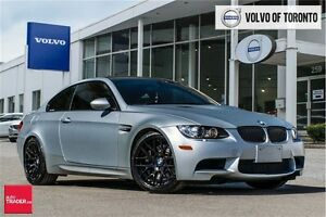 2012 BMW M3 Coupe Frozen Silver Competition Edition *DCT*