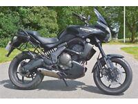 Kawasaki Versys 650 - Black - ABS - Perfect condition