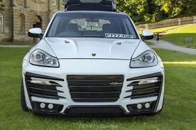 Porsche Cayenne 4.5s Massive Spec 400BHP