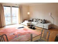 2 Bed 2 Bath in Limehouse, Dunbar Wharf, River views, Balcony, Concierge, Parking!- VZ