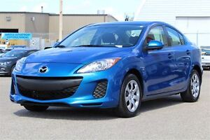 2013 Mazda MAZDA3 5-SPEED AC POWER-PKG *CERTIFIED PREOWNED* 7YR