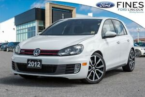 2012 Volkswagen Golf GTI GTI - YOU CERTIFY & YOU SAVE!