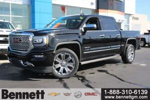 2016 GMC Sierra 1500 Denali - 6.2 V8, Nav, Heated and Cooled Sae