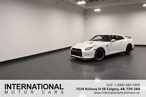 2014 Nissan GT-R BLACK EDITION! MODIFIED!