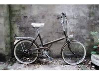 RALEIGH SHOPPER, vintage shopper bike, 3 speed