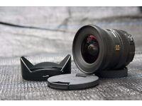 Sigma 10-20mm F3,5 EX DC HSM (SONY)