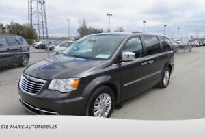 2015 Chrysler Town & Country Limited CUIR DVD STOW AND GO NAVIGA