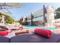 Send me your offer I can't refuse for this unique Boutique property CASA-22 (Sosúa, Dom Rep)