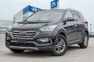 2017 Hyundai Santa Fe Sport 2.4 SE, LEATHER PANO ROOF